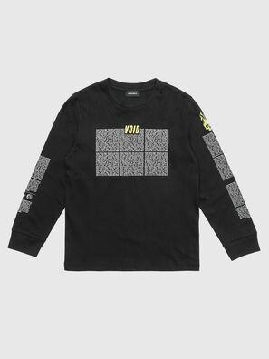 TJUSTLS-NEW, Schwarz - T-Shirts und Tops