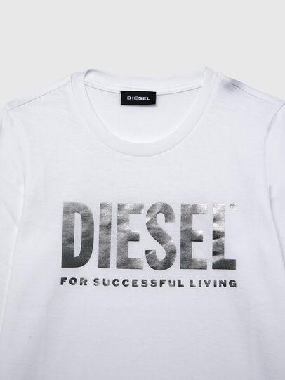 Diesel - TSILYWX ML, Weiß - T-Shirts und Tops - Image 3