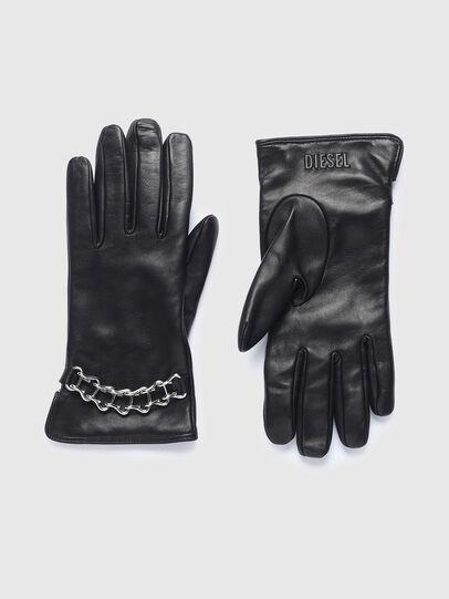 Diesel - G-PLACKI-A, Schwarz - Handschuhe - Image 1