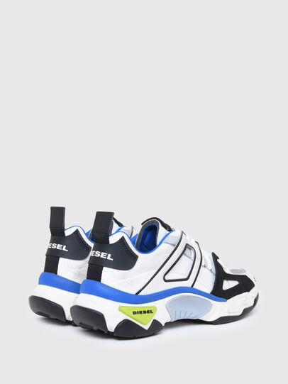 Diesel - S-KIPPER LOW TREK II, Weiss/Schwarz - Sneakers - Image 3
