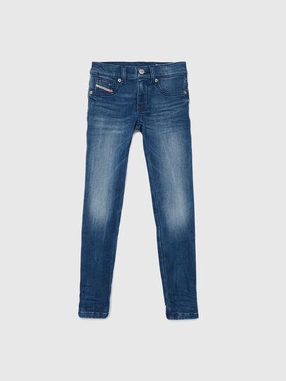 Diesel - DHARY-J JOGGJEANS, Mittelblau - Jeans - Image 1