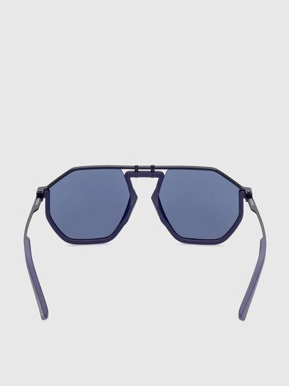Diesel - DL0346, Blau - Sonnenbrille - Image 4