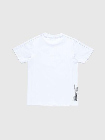 Diesel - THOVERY, Weiß - T-Shirts und Tops - Image 2