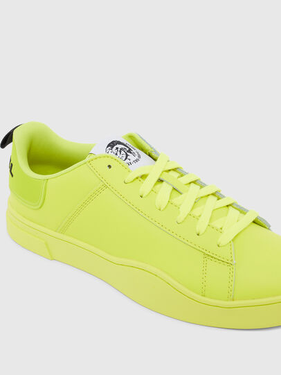 Diesel - S-CLEVER LOW LACE, Gelb - Sneakers - Image 4