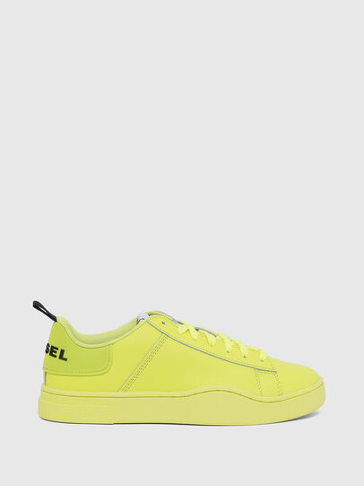 Diesel - S-CLEVER LOW LACE W, Neongelb - Sneakers - Image 1
