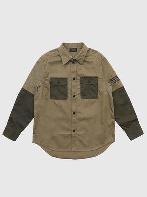 CSKOSOV OVER, Armeegrün - Hemden
