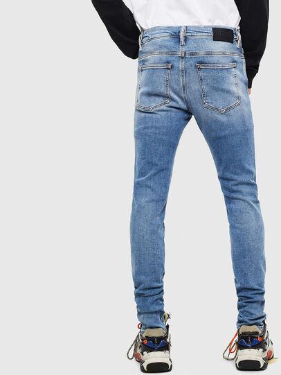Diesel - D-Istort 009BG, Mittelblau - Jeans - Image 2