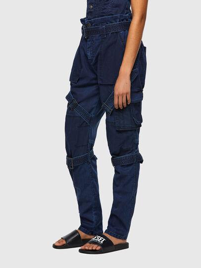 Diesel - D-Fedry JoggJeans® 0CBBZ, Dunkelblau - Jeans - Image 7