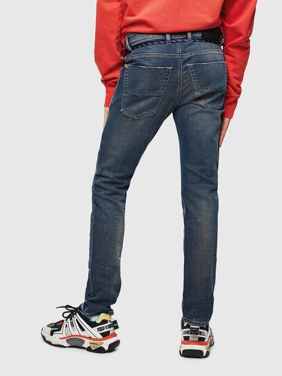 Diesel - Krooley JoggJeans 0870Z, Dunkelblau - Jeans - Image 2