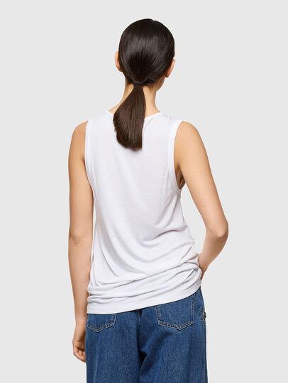 Diesel - T-ANK-A1, Weiß - T-Shirts - Image 2