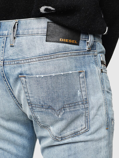 Diesel - Tepphar 0095V, Hellblau - Jeans - Image 4