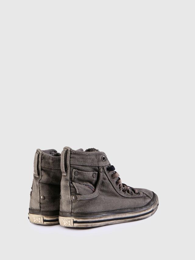 Diesel - EXPOSURE IV W, Jeansgrau - Sneakers - Image 3