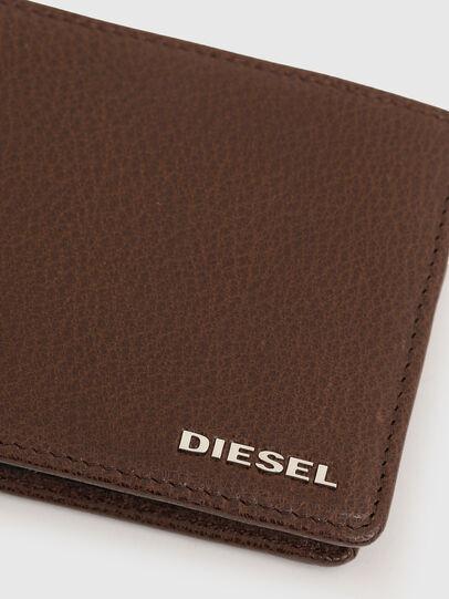 Diesel - HIRESH S, Braun - Kleine Portemonnaies - Image 4