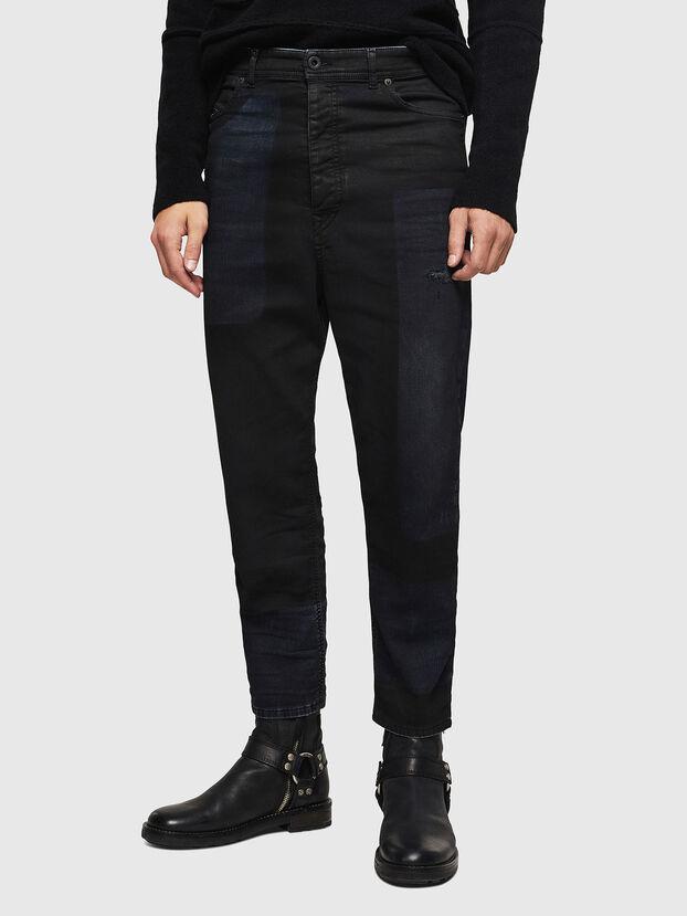 TYPE-2831-NE, Dunkelblau - Jeans