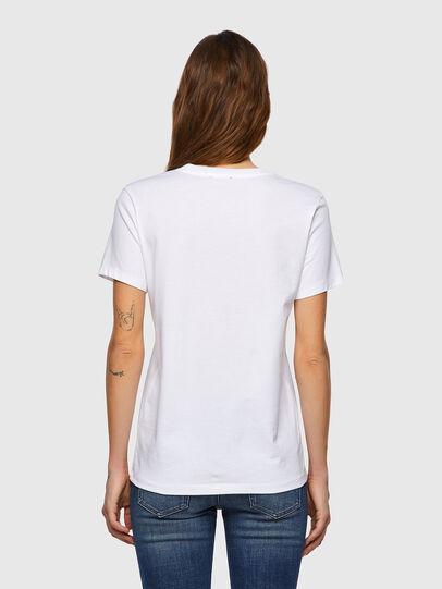 Diesel - T-SILY-B3, Weiß - T-Shirts - Image 2
