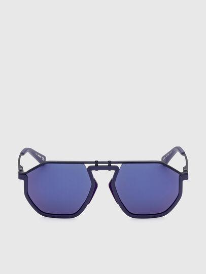 Diesel - DL0346, Blau - Sonnenbrille - Image 1