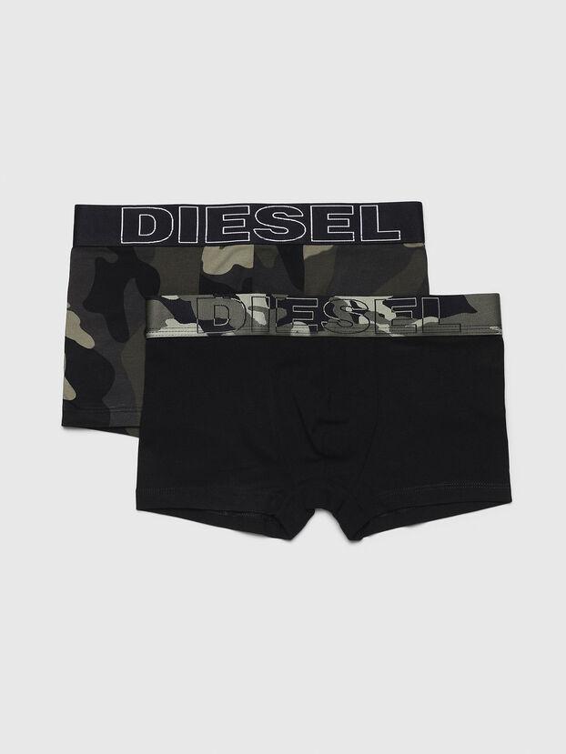 UMBX-UDAMIENBIPACK, Schwarz/Grün - Underwear