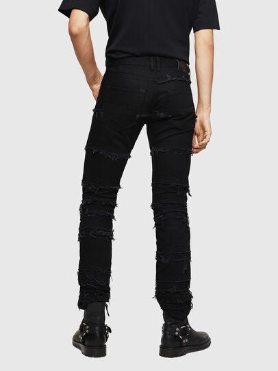 Diesel - TYPE-2813-X, Schwarz - Jeans - Image 2