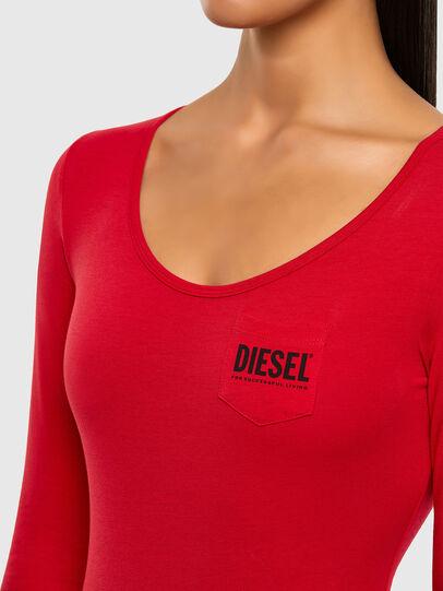 Diesel - UFBY-BODYPOK-LS, Rot - Bodys - Image 3