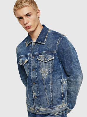 NHILL-TW,  - Denim jacken