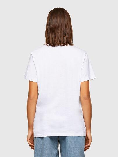 Diesel - T-DARIA-R3, Weiß - T-Shirts - Image 2