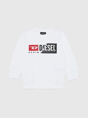 SGIRKCUTYB-R, Weiß - Sweatshirts
