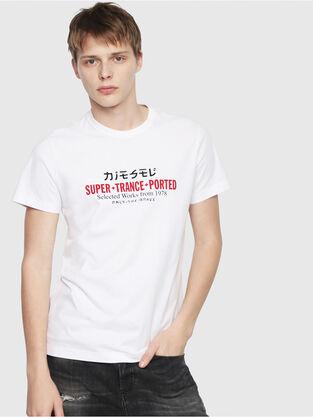 0a435a75de81b5 Angebote Herren Diesel: T-shirts | Bis zu 50 % Rabatt auf Diesel.com
