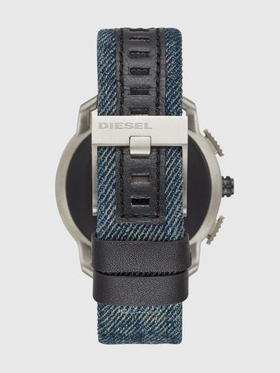 Diesel - DT2015, Jeansblau - Smartwatches - Image 2
