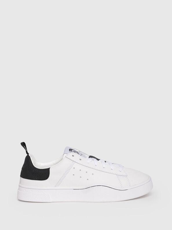 S-CLEVER LOW W, Weiß/Schwarz - Sneakers