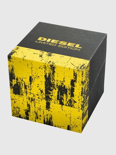 Diesel - DZ4539, Schwarz/Gelb - Uhren - Image 5