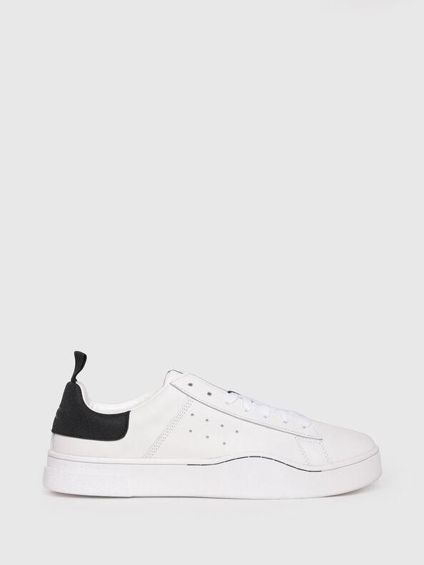 S-CLEVER LOW, Weiß/Schwarz - Sneakers