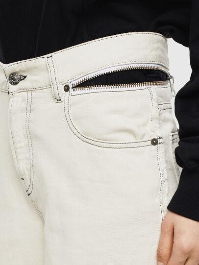 Diesel - Widee 009BD, Weiß - Jeans - Image 5