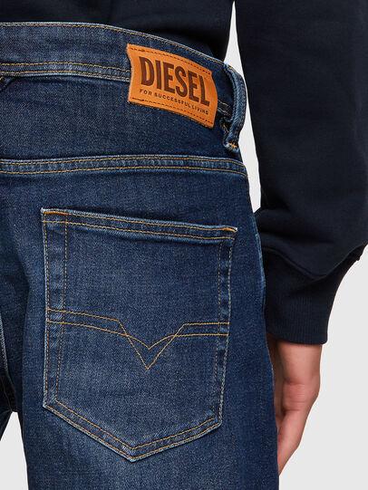 Diesel - Larkee 009MI, Dunkelblau - Jeans - Image 3