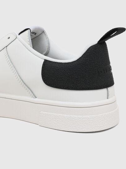 Diesel - S-CLEVER SO, Weiß/Schwarz - Sneakers - Image 5