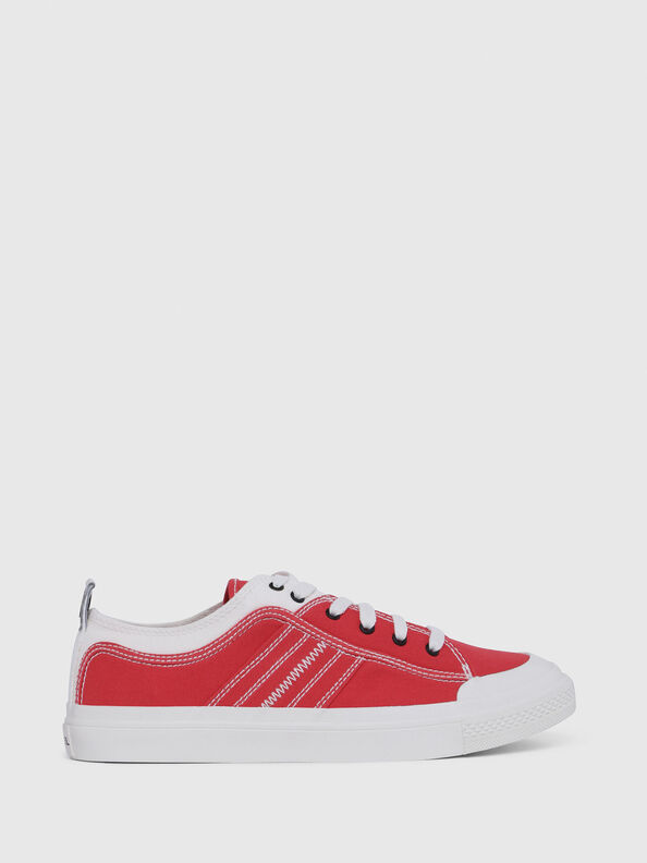 S-ASTICO LOW LACE, Rot/Weiß - Sneakers