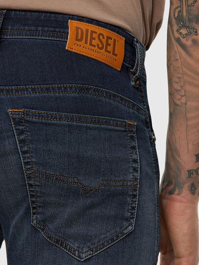 Diesel - Thommer JoggJeans® 069NE, Dunkelblau - Jeans - Image 4
