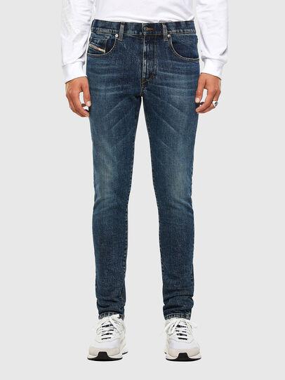 Diesel - D-Strukt 009AR, Mittelblau - Jeans - Image 1