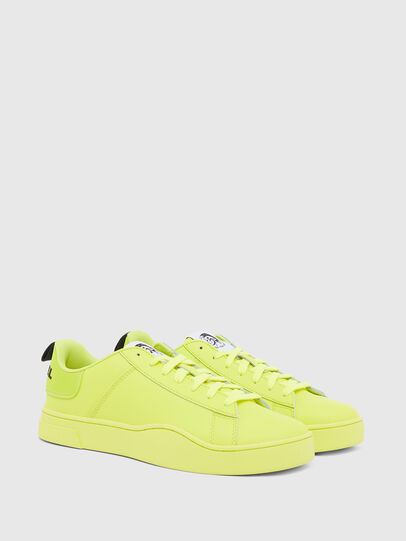 Diesel - S-CLEVER LOW LACE, Gelb - Sneakers - Image 2
