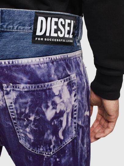 Diesel - D-Vider 069NW, Mittelblau - Jeans - Image 4