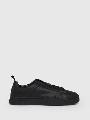 reputable site 54c1e 76832 Sneaker aus Leder mit Irokesen-Logo