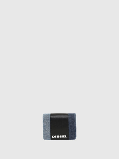 Diesel - BUSINESS SH, Blau - Kleine Portemonnaies - Image 1