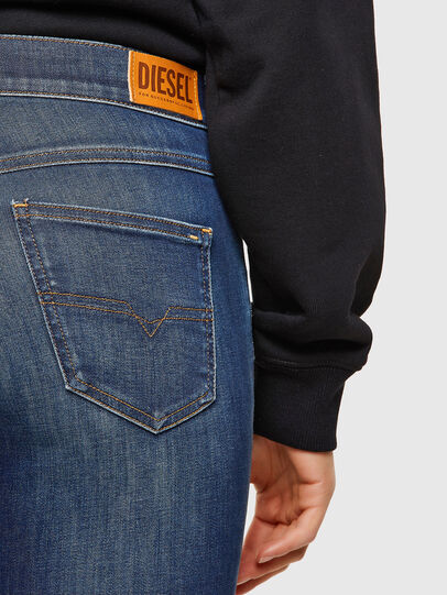 Diesel - Sandy 009HL, Dunkelblau - Jeans - Image 4