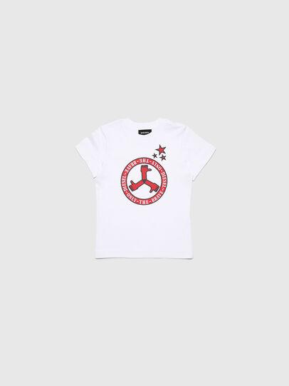 Diesel - TARTB-R, Weiß - T-Shirts und Tops - Image 1
