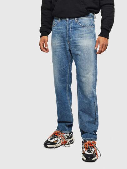 Diesel - D-Macs 009BT, Hellblau - Jeans - Image 1