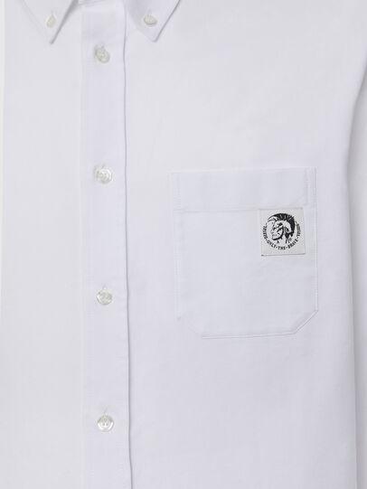 Diesel - S-JAMES, Weiß - Hemden - Image 3