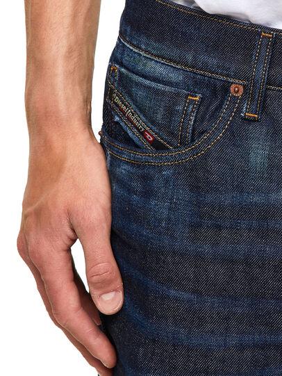 Diesel - D-Fining 09A20, Dunkelblau - Jeans - Image 4