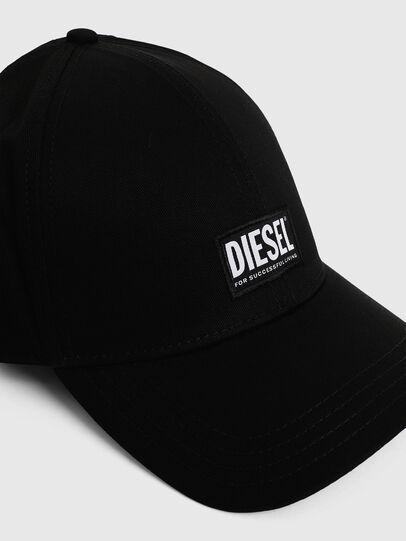 Diesel - CORRY, Schwarz - Hüte - Image 3