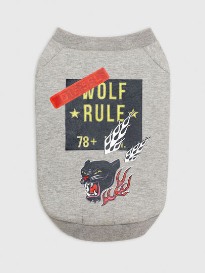 Diesel - PET-WOLF-GRY, Grau - Weitere Accessoires - Image 3