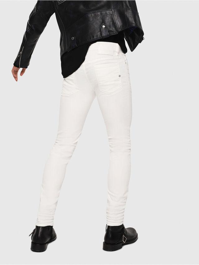 Diesel - Sleenker 084CY, Weiß - Jeans - Image 2