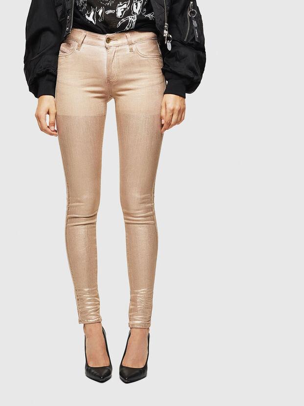 Slandy 0094U, Gesichtspuder - Jeans